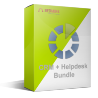CRM helpdesk bundle plugin Redmine