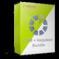 CRM helpdesk bundle plugin Redmine