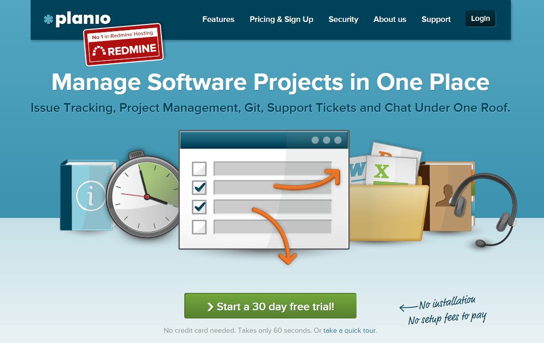 Redmine as a Service: Plan io | Redmine Plugins Promo Codes