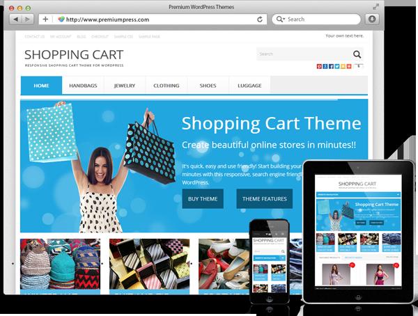Premiumpress Shop Theme