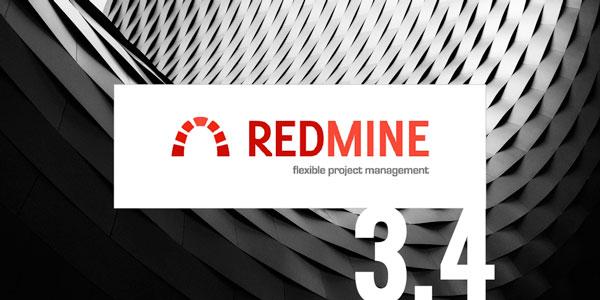 Novedades de la versión Redmine 3.4.