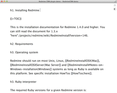 Zen Edit: RedmineUP Plugin to Create Drafts and Mentions   Redmine